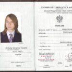 Bożydar Czapka - dypolom licencjata fizjoterapii
